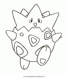 Togepi Pokemon Coloring Pages Pokemon Coloring Pages Pokemon Coloring Pokemon Coloring Sheets