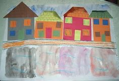 Art projects for adults with learning disabilities!  Great site!