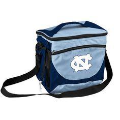 North Carolina Tarheels UNC Cooler 24 Can Bag