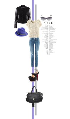 """""""608 Anthony Peto + Ray-Ban + See by Chloe"""" by monnierfreres ❤ liked on Polyvore"""