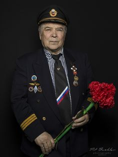 Pit Buehler Photography | Russian War Veterans Victory Parade, Portrait, Moscow, Victorious, Switzerland, Russia, Captain Hat, Hero, Photography