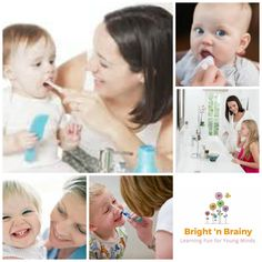 Caring For Baby's New Teeth