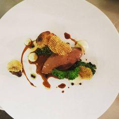 Beautiful locally shot grouse- Photo credit to @cj,kelsey on Instagram #DevonshireArms #DevonshireLife #food #foodie #Burlington #restaurant #hotel #finedining #localproduce #locallysourced #foodart #Yorkshire #YorkshireDales #BoltonAbbey #travel #grouse #game