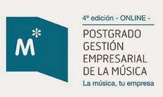 4º Ed. Postgrado en Gestión Empresarial de la Música UV (Online)