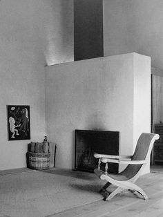 Luis Barragán (1902-1988) | Taller | Casa Barragán | Mexico City, D.F. | 1948 | Photo: Armando Salas Portugal (b. 1916)