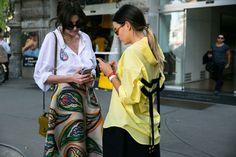 Street style: o quarto dia de MFW (Foto: Adriano Cisani)