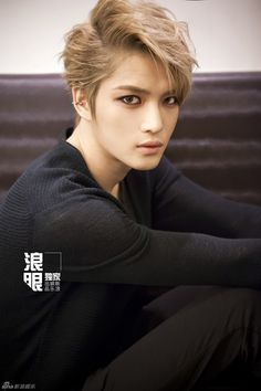 Jaejoong ♡ #JYJ - Interview for SINA he's too pretty omg