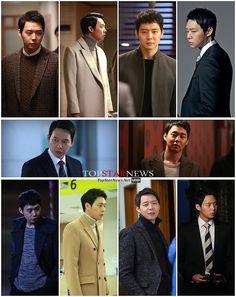 'Three Days' Park Yoochun's 10 set of outfits. I liked Taekyung's style :3
