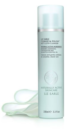 Cleanse & Polish™ Hot Cloth Cleanser – Cleanse, tone & moisturise – Skincare