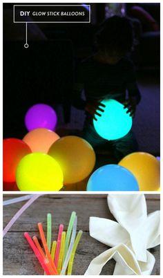 DIY Balloon ideas