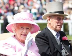 Queen Elizabeth and Prince Philip at the Royal Ascot 2012 - Royal Ascot 2012: Outrageous hats - NY Daily News