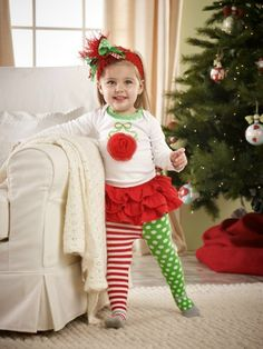 christmas outfit, love thw shirt and ballerina