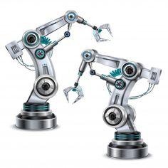 Skin Tear Tattoo, Robot Tattoo, Robot Sketch, Mechanical Arm, Robot Parts, Man Illustration, O Pokemon, Android, Robot Design