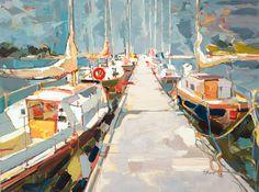 Josef Kote   Albanian Abstract Painter   1964