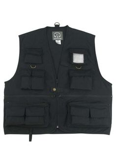 Uncle Milty Black Travel Vest Online Clothing Stores 83c0e0ddc