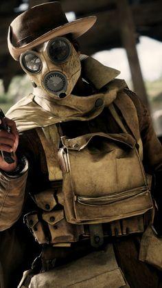 Battlefield 1, soldier, best games of 2016, shooter