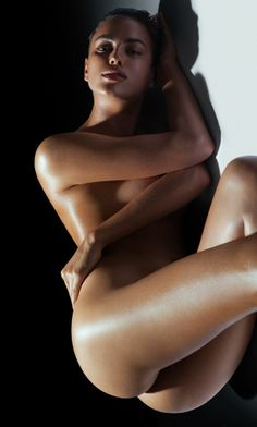Irina Shayk by James Houston | Fashion Photography | Nude Art