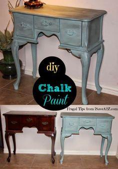 "Femme Digital - Mãe, Esposa, Mulher!: ""Chalk Paint"" - vocês conhecem???"