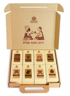 Дизайн упаковки длякофе отArtel Artyomovyh http://amp.gs/8XB2