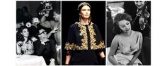Dolce & Gabbana: The muses http://ift.tt/2123JKa #VogueParis #Fashion