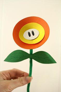 avas first birthday Super Mario Birthday, Mario Birthday Party, Super Mario Party, 5th Birthday, Birthday Ideas, Craft Activities For Kids, Preschool Crafts, Crafts For Kids, Mario Crafts
