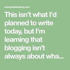 This isn't what I'd planned to write today, but I'm learning that blogging isn't always about what we want to write. Sometimes it's about processing what's making it impossible to concentrate on anything else. My focus as a parenting teacher and coach, and the underlying theme of every post I've written, is respect for babies … Continued