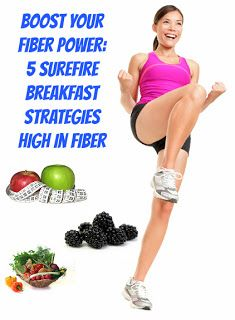 Boost Your Fiber Power: 5 Surefire Breakfast Strategies High In Fiber
