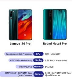 $279.99 - 435.99 Lenovo phone smartphone. Was launched in April 2019. 6.39-inch touchscreen display. Powered by an octa-core Qualcomm Snapdragon 855 processor. It comes with 6GB of RAM. The Lenovo Z6 Pro runs Android Pie and is powered by a 4000mAh battery, supports proprietary fast charging. 48-megapixel primary camera with an f/1.8 aperture; a second 16-megapixel camera; a third 8-megapixel camera and a fourth 2-megapixel camera. It sports a 32-megapixel camera on the front for selfies. Lenovo Phone, Smartphones For Sale, Selfies, Product Launch, Things To Come, Iphone, Sports, Hs Sports, Sport