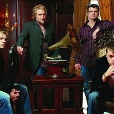 Three Doors Down in concert