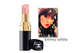 Celeb Makeup Artists Share Their Favorite Nude Lipsticks - Chanel Rouge Coco Shine in Canotier