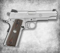 Ruger SR1911 commander style. I think this may be my next gun.