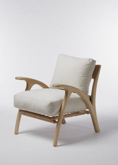 The Umthi Armchair by Meyer Von Wielligh, super comfy and very stylish