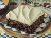 Chocolate or other chip Carrot Cake  THIS one of my most fav things