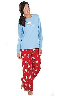 Let it Snow, Man! Pajamas for Women   Jammies   Pinterest ...