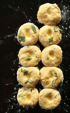 |Pumpkin Sage Biscuits | Savory, simple and perfect for fall and Thanksgiving |