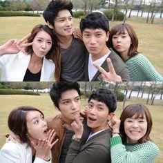 Protect the Boss, a Korean Drama with Choi Kang Hee, Ji Sung, Hero Jaejoong & Wang Ji Hye.