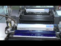 The Printing Process - Sheet Offset Press - English - YouTube Volledig offset printing proces van een magazine.