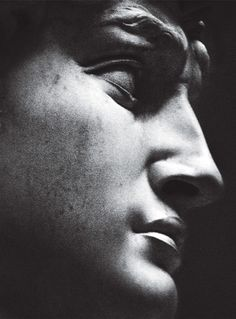 Michelangelo's David, in the Accademia di Belle Arti