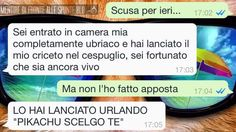 Crazy Funny Memes, Wtf Funny, Funny Jokes, My Hero Meme, Funny Chat, Italian Memes, Dragon Trainer, Funny Messages, Sentences