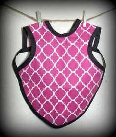 It's a Bib, it's a Apron ... It's a BAPRON!  Plaid and Damask Bapron, the best cover for babies out there!  Pink, white, black  A personal favorite from my Etsy shop https://www.etsy.com/listing/230329622/pink-with-white-or-pink-with-black