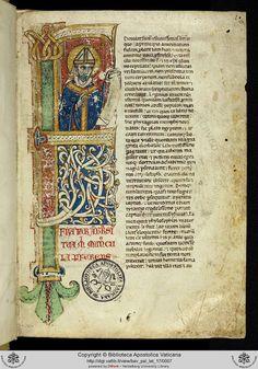 Pal. lat. 17  Testamentum Vetus  12. Jh.  Persistent URL: http://digi.vatlib.it/view/bav_pal_lat_17