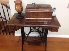 kayser sewing machine