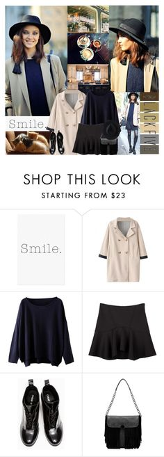 """""""Silence is the best reply to a fool."""" by leannesugarplum ❤ liked on Polyvore featuring Ermanno Scervino, Cheap Monday, Ryan Roche, chic, blackandwhite, blazer, modelstyle and BlackFive"""