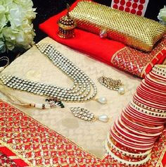 Punjabi Wedding Accessories