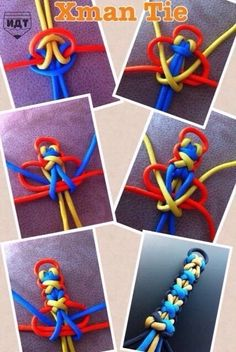 Ideas for weaving bracelets! - Comedy-Smile - PUSH and know how to do.