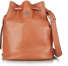 Spotted while shopping on #cult_collection –Brody Textured-Leather Bucket Bag #ToryBurch #ShoulderBags #fashion #shopping #style
