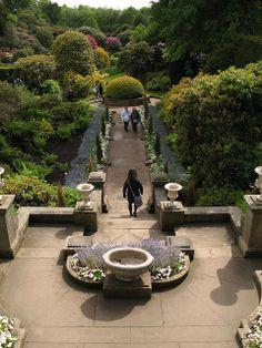 Biddulph Grange Gardens - Staffordshire, England Stoke On Trent, Biddulph Grange Gardens, English Manor Houses, English Gardens, England, Italian Garden, Topiary, Castles, Home And Garden