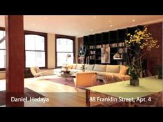 Incredible NYC apartment #video