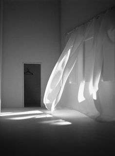Curtain 010401 (2001) by Japanese photographer Mayumi Terada.