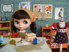 sewing room blythe